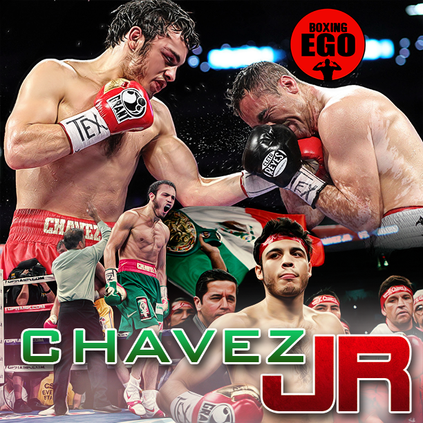 Julio Cesar Chavez Jr Sucks, Period!