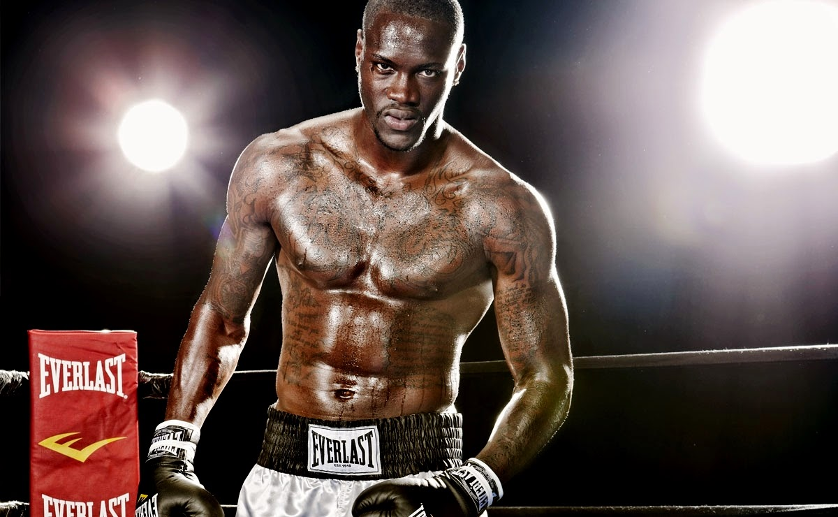 deontay wilder - photo #4